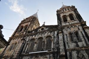 """Католическата катедрала """"Св.Йосиф"""" в Стоун таун"""
