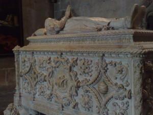 Саркофагът на Васко да Гама в Свети Жеронимуш
