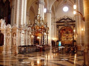 Нуестра Сеньора дел Пилар,Сарагоса