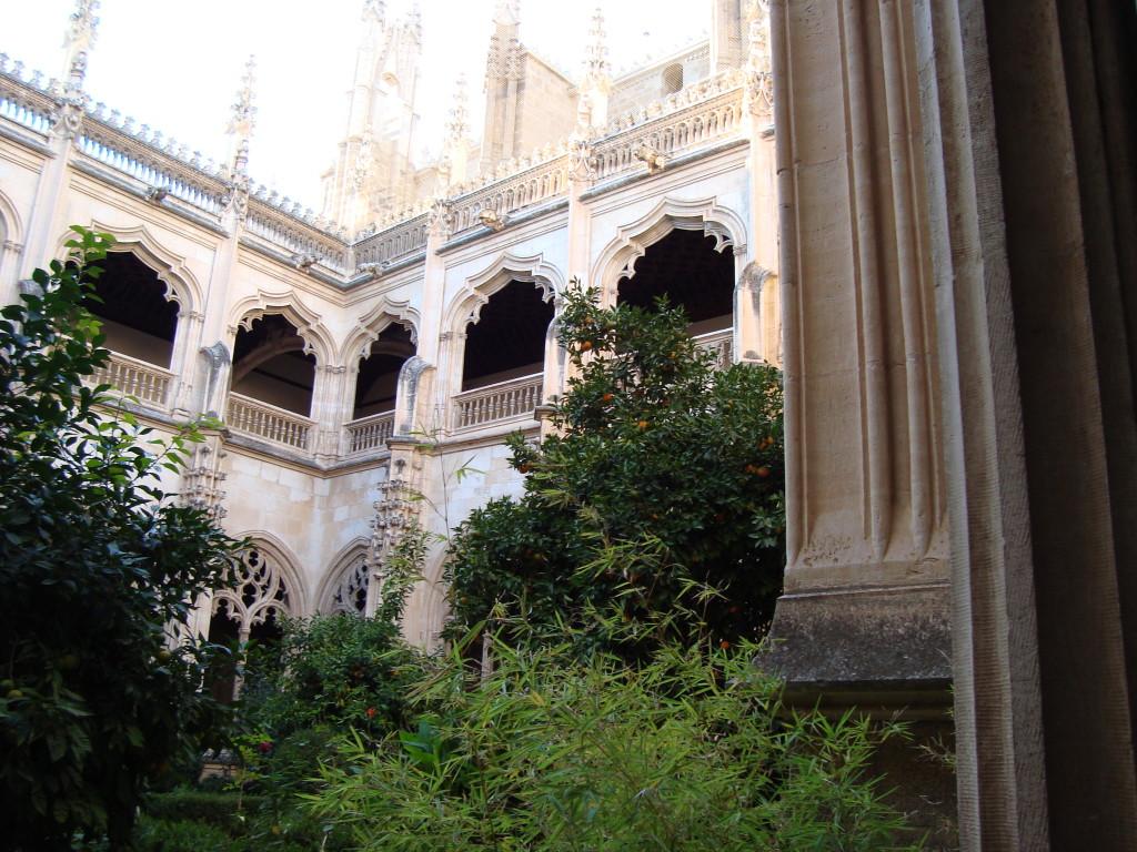 Манастирът Сан Хуан де лос Райес, Толедо