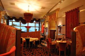 ресторант в Бурж ал Араб