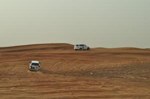 Джип сафари в Дубай