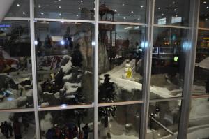 Ски пистата в Мол ъф Емирейтс, Дубай