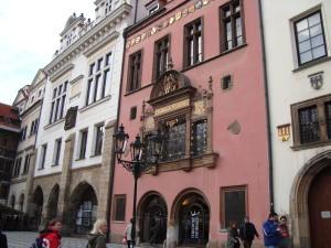 Площадът около Старото кметство, Прага