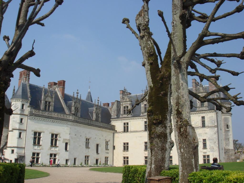 Замъкът Амбоаз