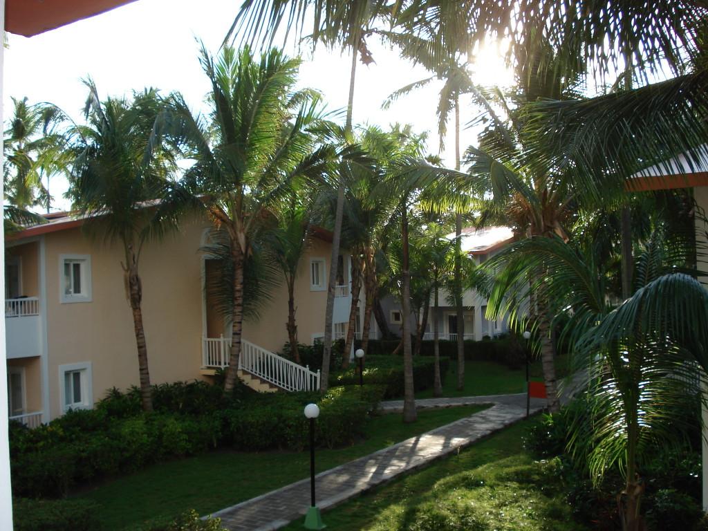 Хотел около Пунта Кана - настаняването е в двуетажни вилички