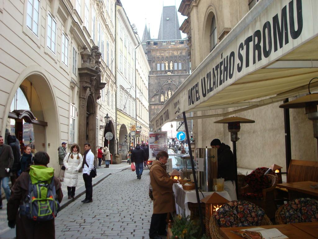 Улички в Старе место
