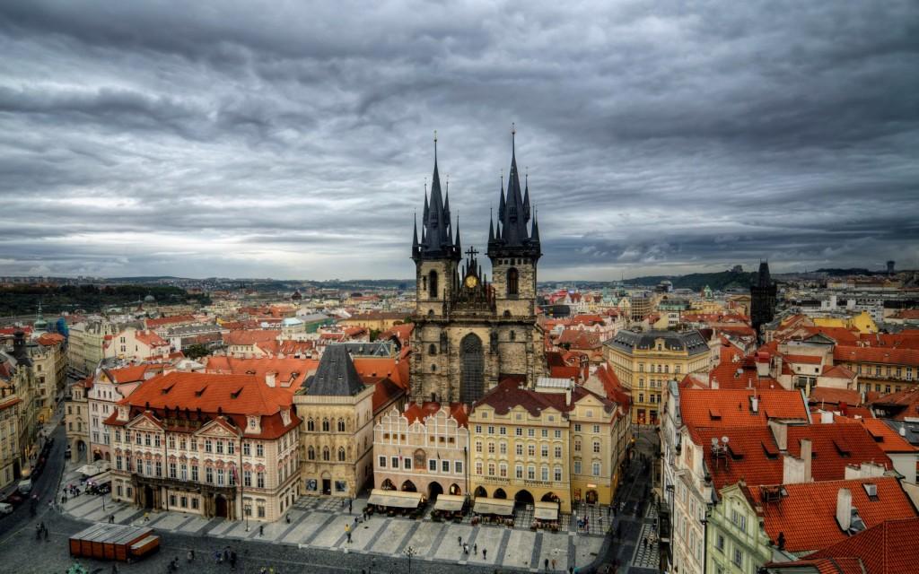 Староместки намести, Прага