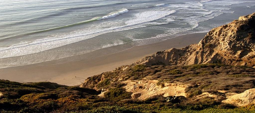 Сан Диего, Черният Плаж