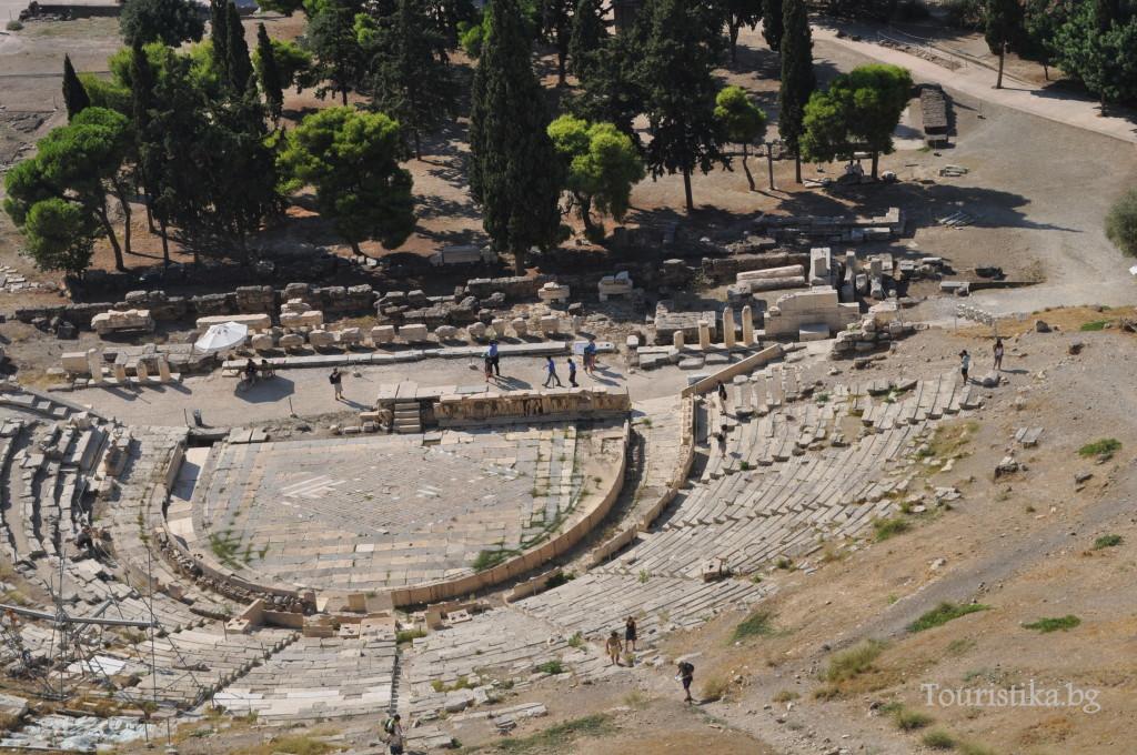 Театърът на Дионис