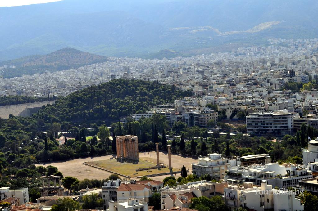 Храмът на Зевс