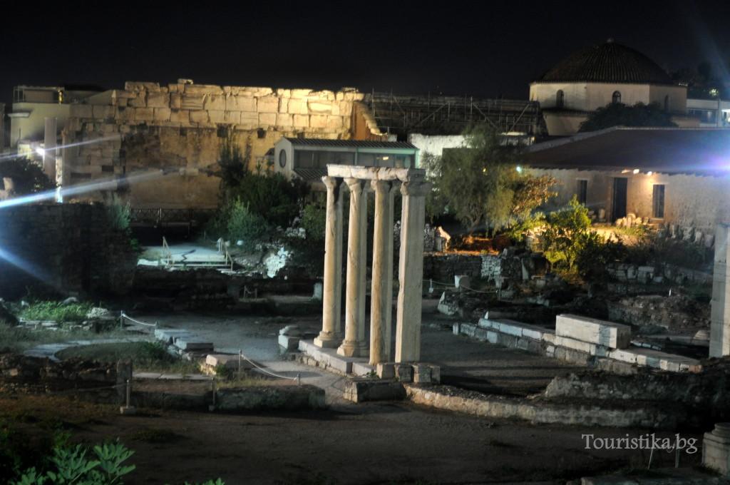 Античната Агора