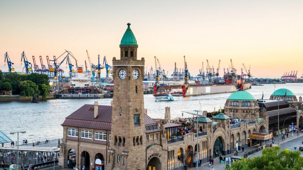 Hamburg-terminal