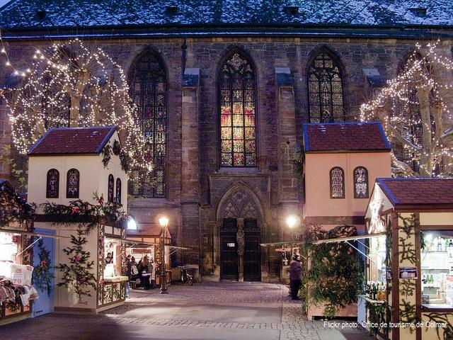 5. Коледа в Колмар, Франция