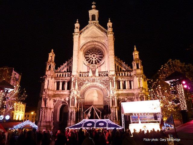 11. Коледа в Брюксел, Белгия