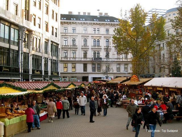 12. Коледа в Будапеща, Унгария /виж още за града/