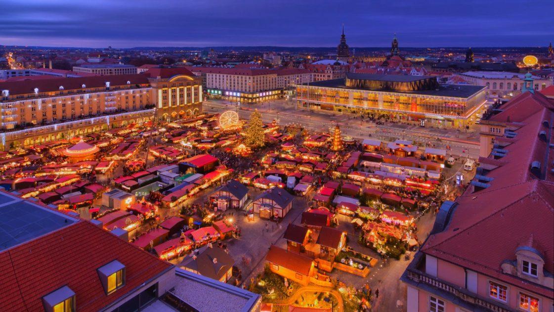 15. Коледа в Дрезден, Германия