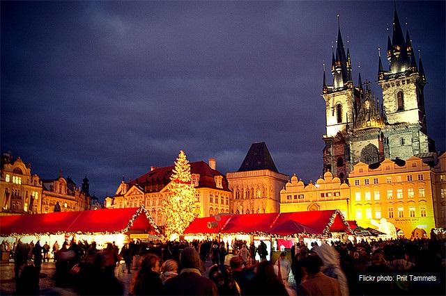 13. Коледа в Прага, Чехия /виж още за града/
