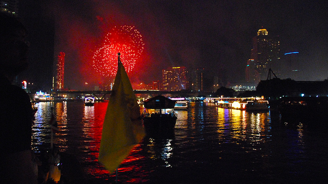 Bangkok-new-year's-eve