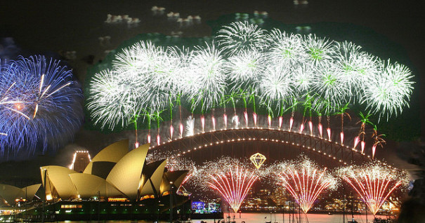 Sydney-new-year