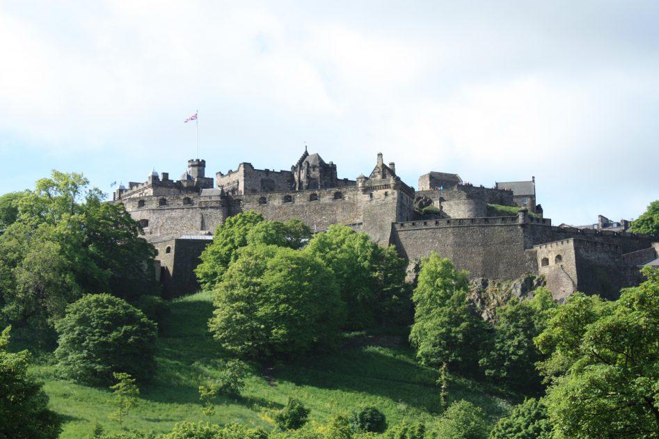 Замъкът на Единбург