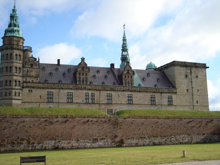 замък-хамлет-дания