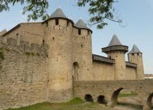 замък-крепост-каркасон-франция