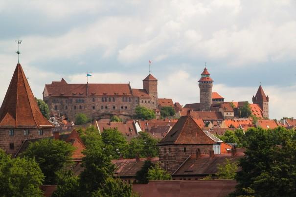 кайзербург-имперски-замък-нюрнберг