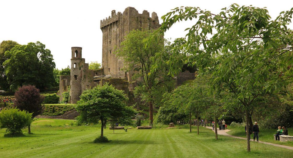 замък-бларни-ирландия