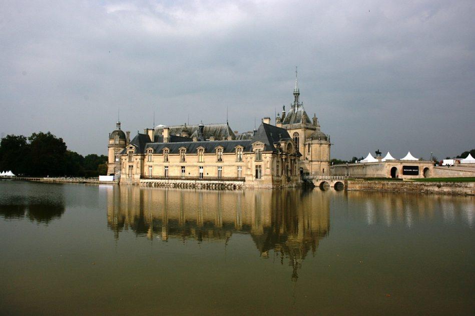 шантили-шато-замък-франция